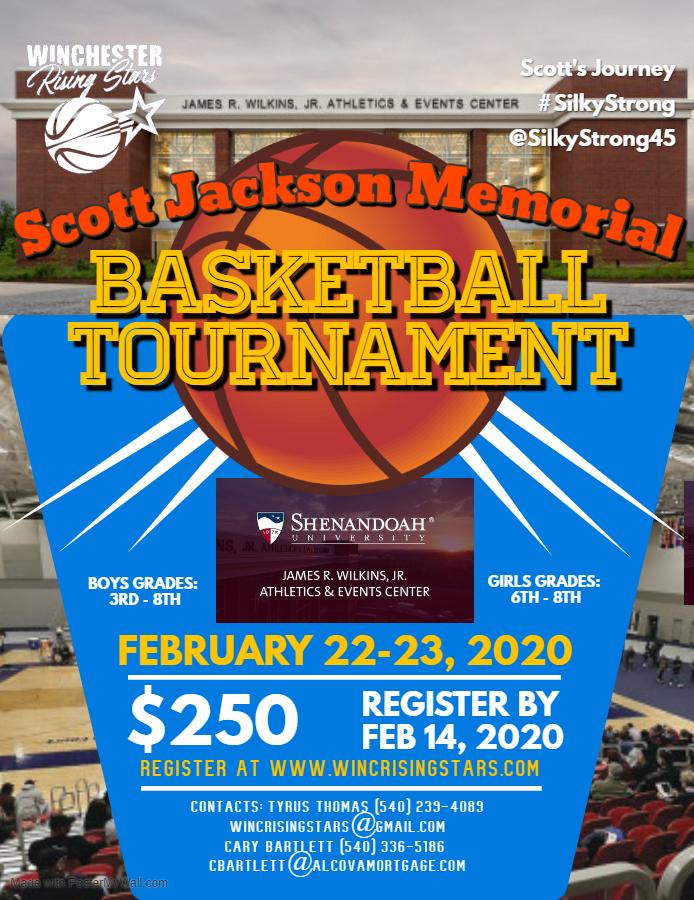 Scott Jackson Memorial Basketball Tournament