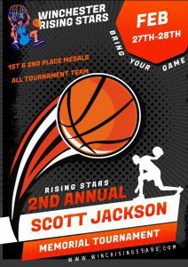 2nd Annual Scott Jackson Memorial Tournament